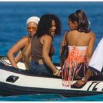 Wakacje Beyoncé