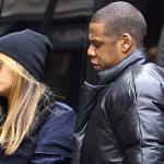 Beyoncé, Jay-Z i Blue Ivy na ulicach Nowego Jorku