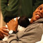 Jay-Z rapuje o Blue