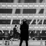 "Zjęcia z prób do ""On The Run Tour"""