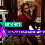 Beyoncé z Teen Choice!