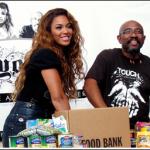 Beyonce pomaga