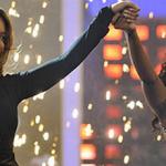 Beyonce jako pomocnik jurora w X-Factor!