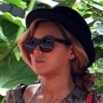 Beyoncé pokazuje brzuszek w Nowym Jorku