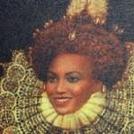 Beyoncé jako królowa