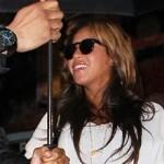 Beyoncé w SPA