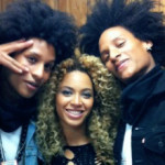 Laurent z Les Twins o Beyonce