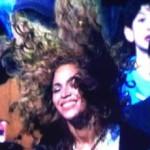 Beyoncé na koncercie Heckney Weekend 2012