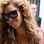 Beyoncé, Jay-Z i Blue w Paryżu