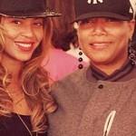 Beyoncé na koncercie Jay-Z