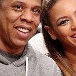 Nowe zdjęcia, Beyoncé na meczu NBA