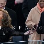 Beyoncé na inauguracji Baracka Obamy [2]