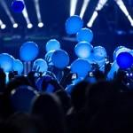 Orange Warsaw Festival || Niebieskie balony