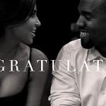 Gratulacje Kim & Kanye || Aktualizacja Instagram
