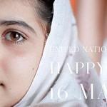 Malala Day    Instagram, Tumblr