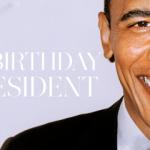 Happy B'Day Obama || Nowe zdjęcia i stroje