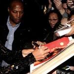 Projekcja 'Beyoncé' w Nowym Jorku