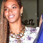 Beyoncé i Jay Z w Nowym Jorku