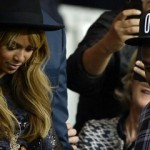 Jayoncé na meczu PSG vs. FC Barcelona || Nowe zdjęcia od Beyoncé