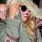 Beyoncé i Nicki w studio tańca