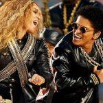 Bruno Mars wspomina Super Bowl