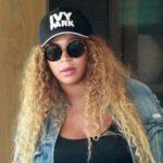 Beyoncé i Blue na zakupach