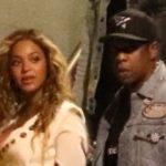 Beyoncé i Jay Z w LA