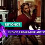 Beyoncé z Teen Choice!